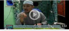 Isu Minyak Naik : Kupasan Mantap Oleh Ustaz Abdullah Khairi  http://youtu.be/ZwlHGHR1Or4