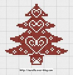 Brilliant Cross Stitch Embroidery Tips Ideas. Mesmerizing Cross Stitch Embroidery Tips Ideas. Xmas Cross Stitch, Cross Stitch Heart, Cross Stitching, Cross Stitch Embroidery, Simple Embroidery, Embroidery Designs, Christmas Charts, Christmas Cross, Simple Christmas