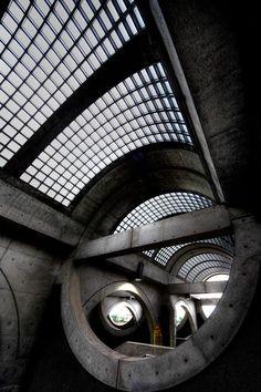 Keihan Uji Station KYOTO Hiroyuki Wakabayashi Architecture(1995)