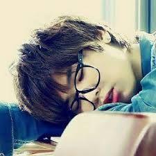 Kang Min-hyuk Sleeping :)