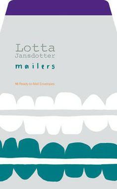modern patterns #lotta #stationery  #DearMom @chroniclebooks