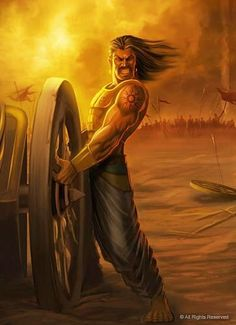 The final hour approches http://vedadrishti.com/index.php/2-uncategorised/2-karna-the-son-of-surya-the-sun-god