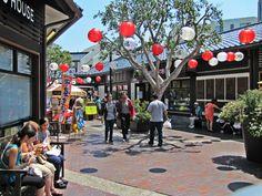 Japanese Village Plaza, Little Tokyo, Los Angeles, California