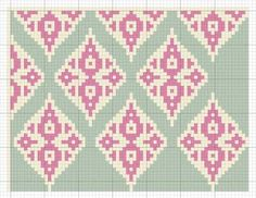 modèles transversale libre de point - Point de croix - Blog : http://broderiemimie44.canalblog.com/