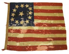 One of Many of The Thirteen States Flags that was Tried & Carried After Independence from England Was Won.    http://media.ecollection.biz/viewcomimg.php%3Fcolid%3D1%26mediauid%3D824e0aa1a55c0d8%26img%3Dfa4f1ccd0b6e7ff.jpg%26size%3Dsummarypagemain