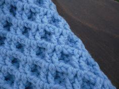 WAFFLE CROCHET PATTERNS - Crochet — Learn How to Crochet