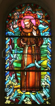 Francis of Assisi, the patron saint of animals and ecology. The feast of St. Francis of Assisi is celebrated yearly on October by having your pet blessed in the spirit of this patron saint Catholic Art, Catholic Saints, Patron Saints, Roman Catholic, Religious Images, Religious Art, St Francisco, Clare Of Assisi, Patron Saint Of Animals