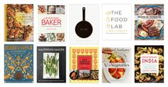 Takes on vegetables, barbecue, sauces and more top our list of books that will get you into the kitchen