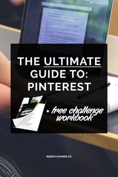 The Ultimate guide to Pinterest including: Pinterest group boards, using…