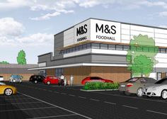 Town hall chiefs have sprung to the defence of Marks & Spencer, after district bosses suggested its proposed Exmouth store should be on a different site – one owned by the district council.
