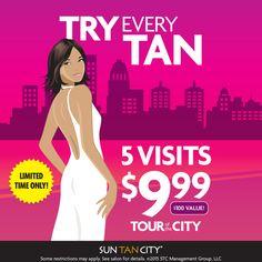 cities greenville local tanning salon deals