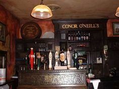 Small Bar at Conors - best place in Ann Arbor to sit back and enjoy a pint of the black stuff! Ann Arbor's favorite gathering spot - Conor O'Neill's Traditional Irish Pub, 318 S Main Street, Ann Arbor, (734) 665-2968 www.conoroneills.com