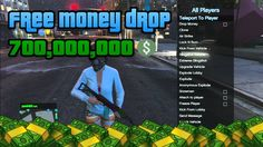 GTA V MOD MENU FREE MONEY DROP & RP DROP LOBBY ALL CONSOLES (PC, XBOX 36...