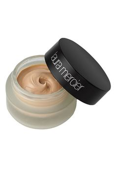 Laura Mercier 'Creme Smooth' Foundation: this stuff is fantastic... anti-aging, hydrating.. I love it!  Especially good for those with dry skin.  This foundation also photographs beautifully (start with a foundation primer for an even more fabulous finish!).  BTW, I know it's a bit pricey, but one jar will last you forever!