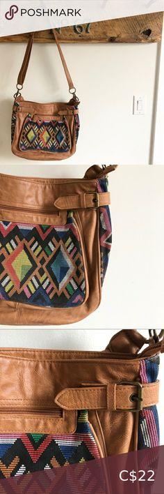 printed flower Women Phone Shoulder Bag Phone Wallet Crossbody Messenger Bag FT