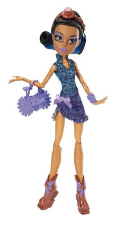 Monster High Dance Class Robecca Steam (owned)