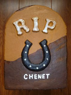 For 'Chenet' the pony