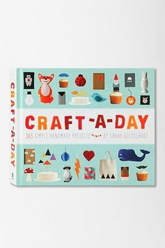Urban Outfitters  Craft-a-day By Sarah Goldschadt