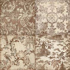 Ceramic | Casa Roma ® |  Maiolica | Corda Decor (CAS563212)
