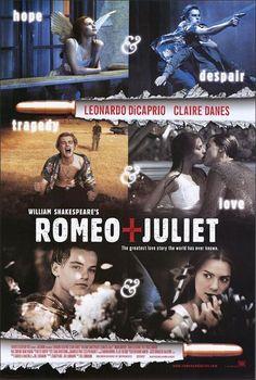 Romeo + Juliet Movie Poster (1996)