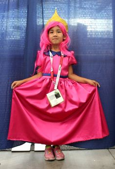 Pin for Later: The Absolute Best Cosplays From Comic-Con 2015 Princess Bubblegum