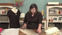 Beth Bradley provides helpful tips and easy techniques for plus size sewing. Find out about design details and fabrics that look good on plus size bodies.