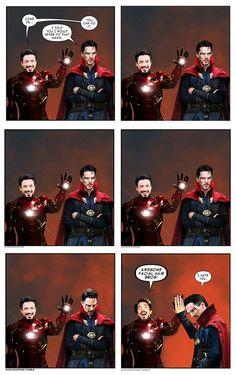 doctor strange funny
