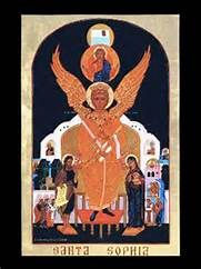 holy wisdom sophia - Bing images