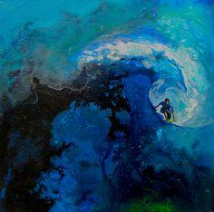 "Saatchi Online Artist lisa darlington; Painting, ""epic"" #art"