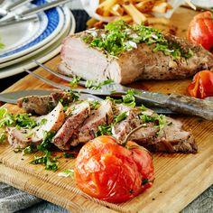 Porsaan sisäfilee | K-ruoka #grillaus
