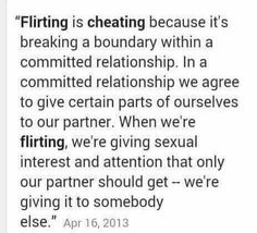 flirting vs cheating infidelity scene quotes video
