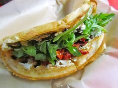 . Sundried Tomatoes and Goat Cheese w/Balsamic Reduction Bruxie