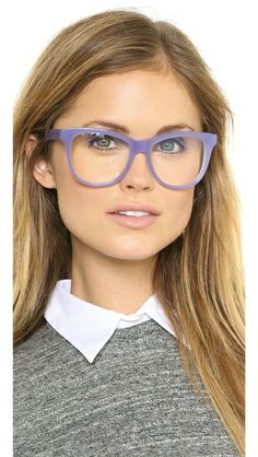 Wildfox Catfarer Spectacle Glasses Lavendar US$169.00