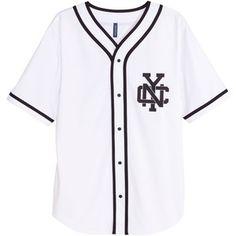 Baseball Shirt $29.99