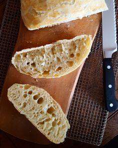 No Knead Bread mit Knusperkruste - Cinnamon&Coriander