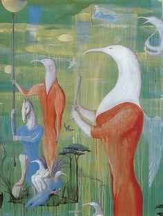 Covering a range of popular culture, Renaissance art and Egyptian art. Contemporary Artwork, Contemporary Artists, Modern Art, New Zealand Art, Nz Art, Paintings I Love, Egyptian Art, Renaissance Art, Artist Painting