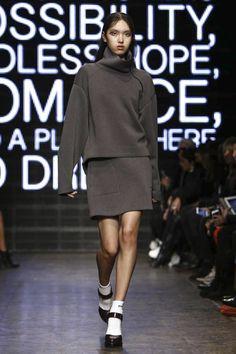 DKNY Ready To Wear Fall Winter 2015 New York