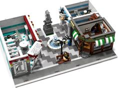 LEGO Ideas - Modular Pedestrian Street 2: In Search of the Lost Treasure
