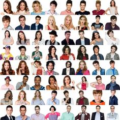 Characters through the seasons.They all looked so small in season Violetta And Leon, Violetta Live, Movies And Series, Best Series, Serie Disney, Netflix Kids, Disney Cast, Disney Channel Shows, Cute Stars