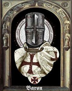 Knights Templar Symbols, Knights Hospitaller, Christian Warrior, Military Orders, Medieval Fantasy, Medieval Knight, Funny Tattoos, Wedding Art, Paladin