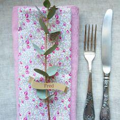 10 marque-places papier cartonné kraft mariage - baptême - cérémonie - décoration de table