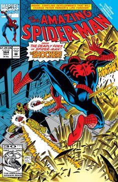 Amazing Spider-Man #364 ('92)
