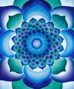 flower of life mendala