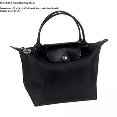 f4f1f6de62ed Pre Order - Longchamp Planetes Small Short Handle for  135 on Carousell
