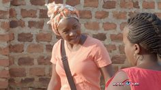 The road block. Kansiime Anne. African comedy.
