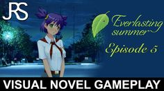 Let's Play Everlasting Summer #5 | Visual Novel Gameplay
