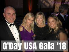 GDay USA 2018 Gala-