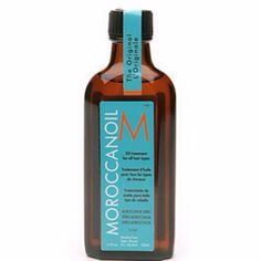 Moroccanoil. Great product to get silky smooth hair.