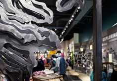 The North Face by Gensler Indianapolis 05