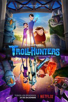 Trollhunters de Guillermo del Toro ya tiene fecha de estreno en Netflix - https://webadictos.com/2016/10/10/trollhunters-guillermo-del-toro-fecha/?utm_source=PN&utm_medium=Pinterest&utm_campaign=PN%2Bposts